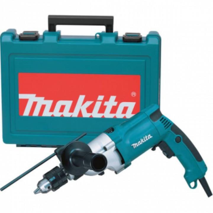 Ударная дрель Makita HP2050H с кейсом