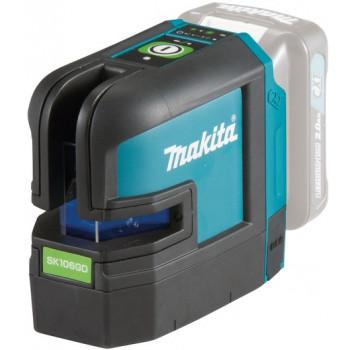 Нивелир лазерный Makita SK106GDZ