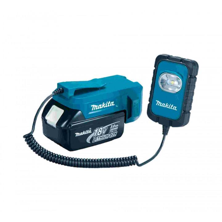 Фонарь аккумуляторный Makita STEXBML803