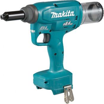 Аккумуляторный заклепочник бесщеточный Makita DRV250Z