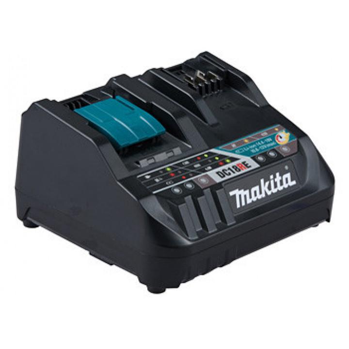 Зарядное устройство на 2 батареи LXT и CXT Makita DC18RE (198720-9)