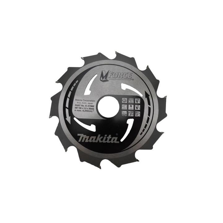 Диск пильный Makita MForce 165 мм 10 зубьев (B-07892)