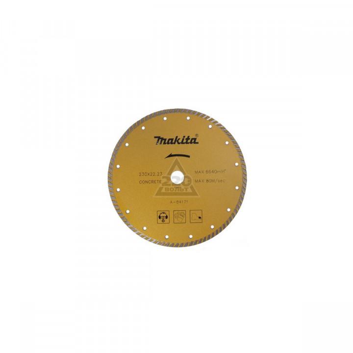 Диск алмазный 230 мм Makita (A-84171)