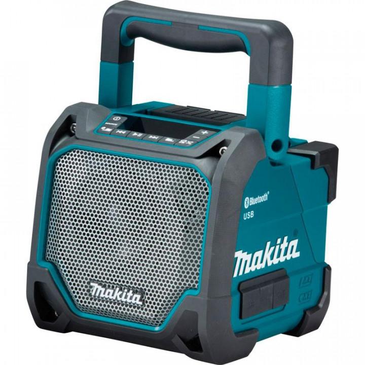 Bluetooth колонка аккумуляторная Makita DMR202 без аккумулятора и ЗУ