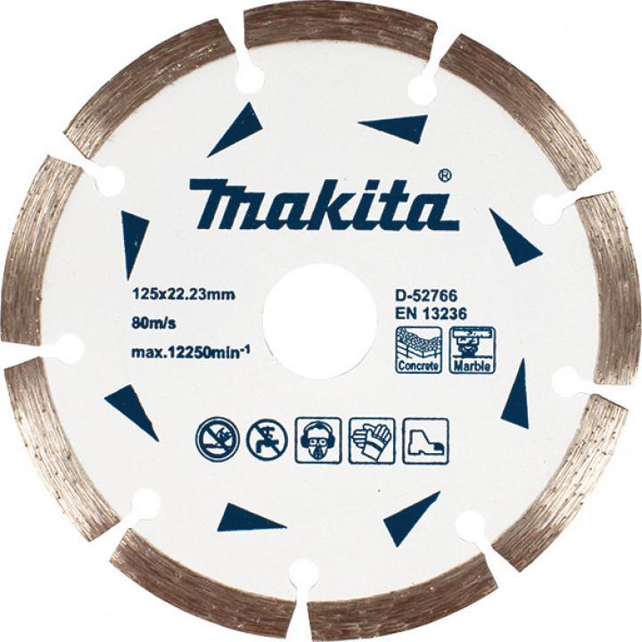 Диск алмазный 180 мм Makita (D-52772)