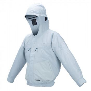 Куртка аккумуляторная с вентиляцией Makita DFJ207Z (DFJ207Z3XL) 2XL