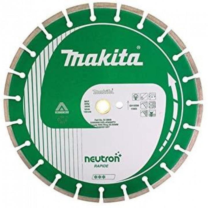 Диск алмазный 125 мм Makita Neutron Rapide (B-12952)