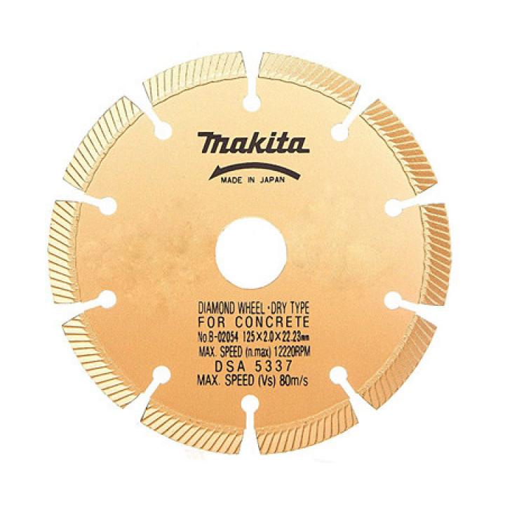 Диск алмазный 125 мм Uni-Gold Makita (B-02054)