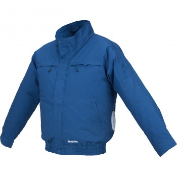 Куртка аккумуляторная с вентиляцией (хлопок) Makita DFJ304Z (DFJ304Z2XL)