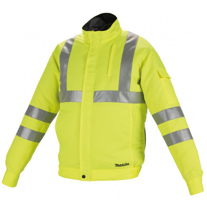 Куртка аккумуляторная с вентиляцией Makita DFJ214Z (DFJ214Z3XL) XL