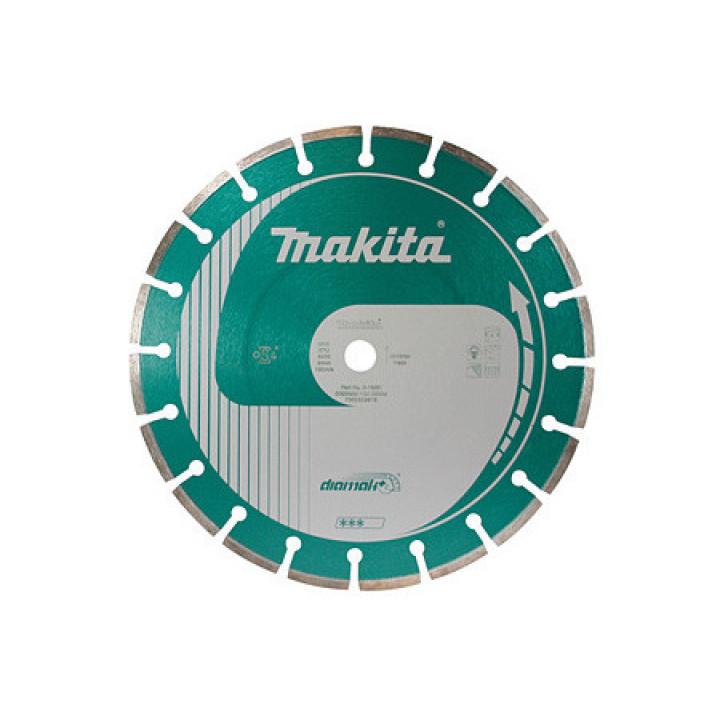 Диск алмазный 350 мм Makita Diamak Plus (B-13297)