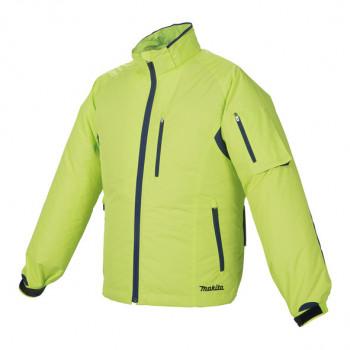 Куртка аккумуляторная с вентиляцией Makita DFJ212Z (DFJ212Z2XL)